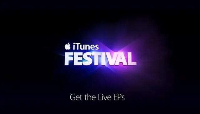itunes-festival-live-ep-FSMdotCOM