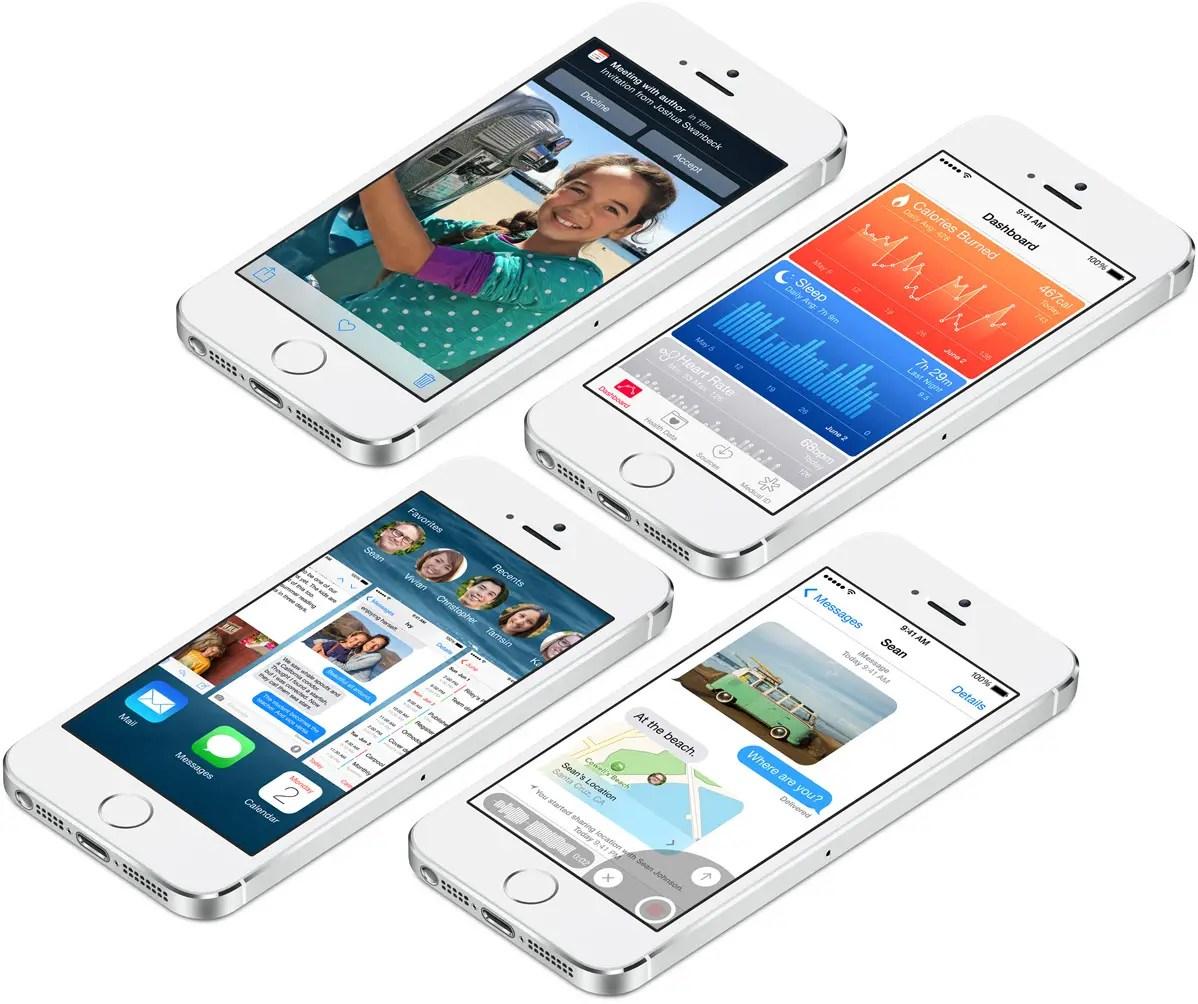 Os X Yosemite Wwdc2014 Apple Announces Ios 8 Os X: Apple Unveils IOS 8