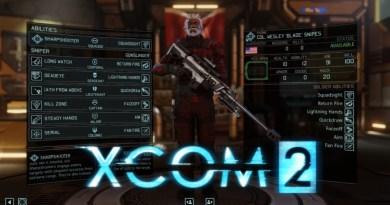 XCOM 2 Sharpshooter Class Guide