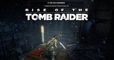 Rise Of The Tomb Raider Cold Darkness Awakened Walkthrough