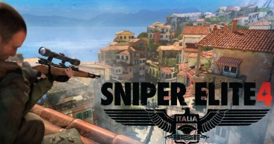 Sniper Elite 4 is Coming