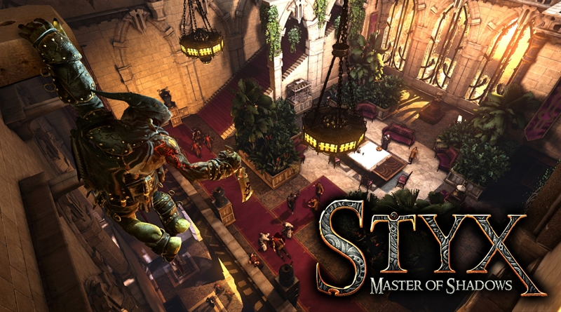 10 Most Underrated Stealth Video Games - Styx Master Of Shadows