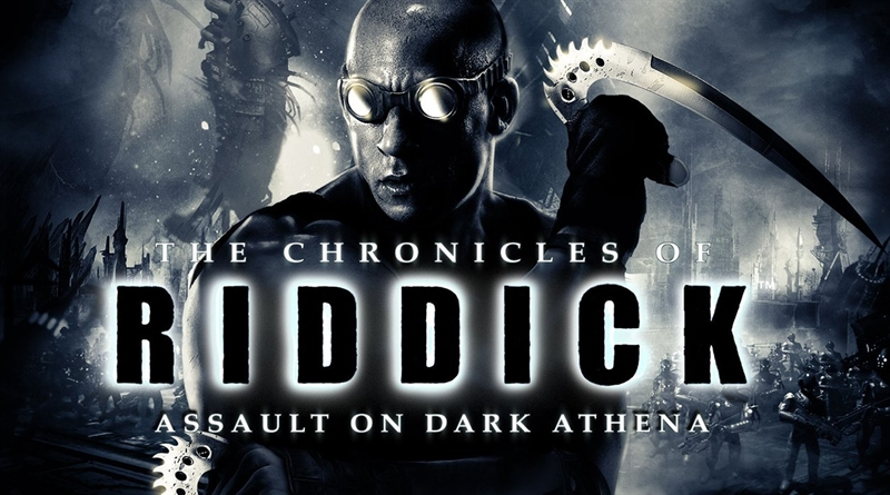 10 Most Underrated Stealth Video Games - The Chronicles Of Riddick Assault on Dark Athena