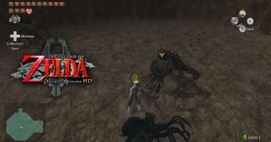The Legend of Zelda Twilight Princess HD Cave of Shadows