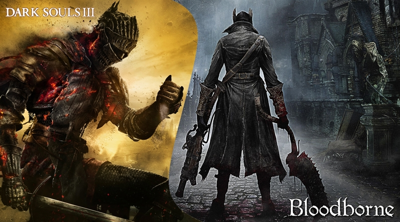 Best PS4 Games You Must Play - Bloodborne or Dark Souls 3