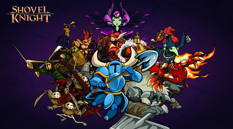 Best PS4 Games You Must Play - Shovel Knight