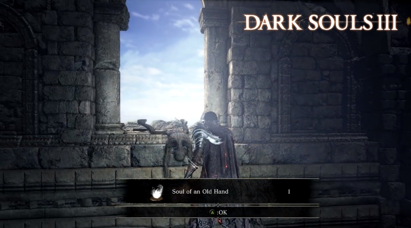 Tips and Tricks Dark Souls 3 Doesn't Tell You - Jump Without Rolling