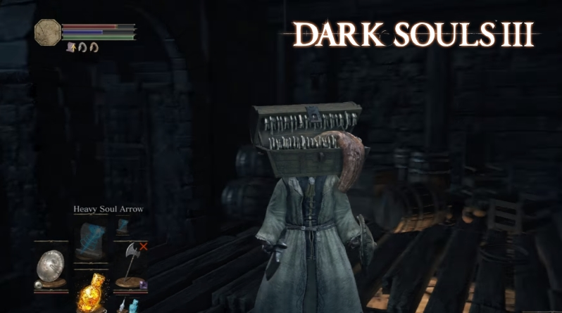 Dark Souls 3 Symbol of Avarice