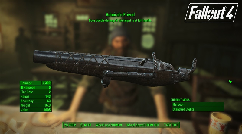 Fallout 4 Far Harbor Admiral's Friend Location