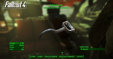 Fallout 4 Far Harbor Butcher's Hook Location
