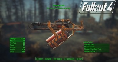Fallout 4 Far Harbor Sergeant Ash Location