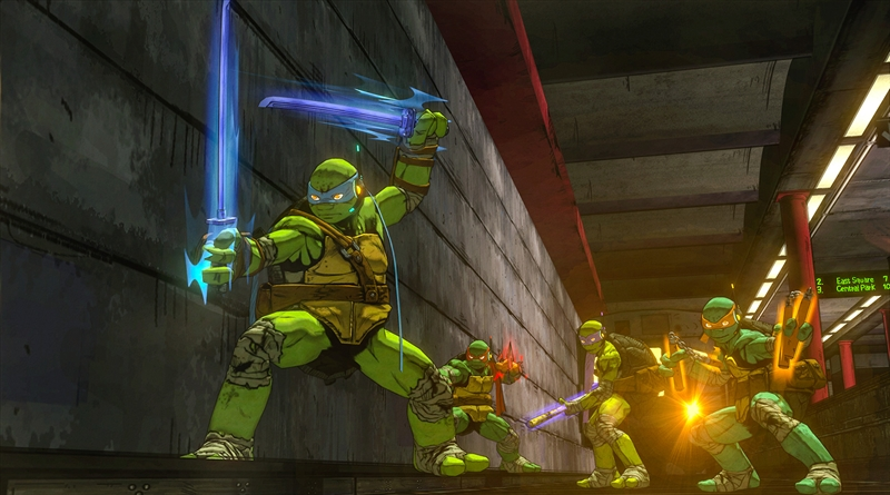 Teenage Mutant Ninja Turtles Mutants in Manhattan Walkthrough