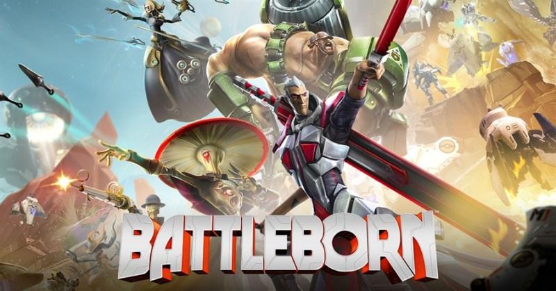 Top 10 Best Video Games - Battleborn