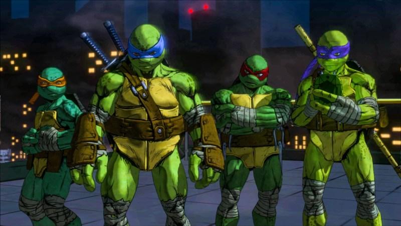 Top 10 Best Video Games - TMNT Mutants in Manhattan