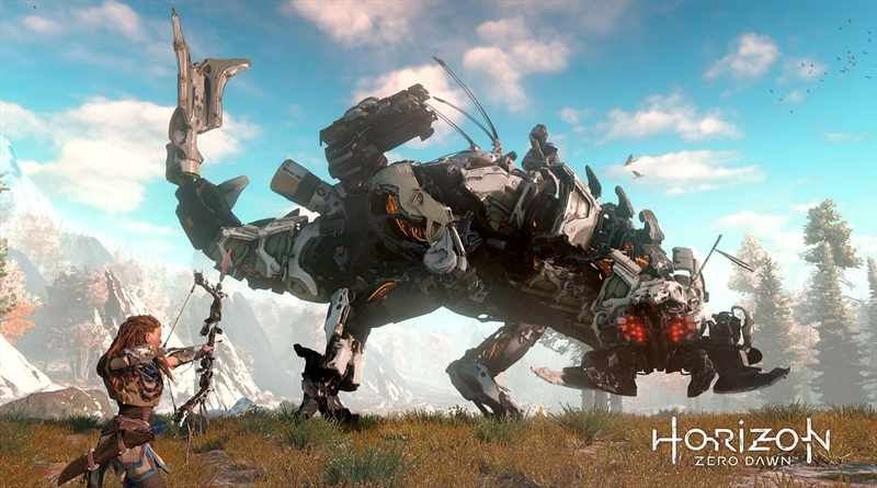 E3 2016 Horizon Zero Dawn Gameplay