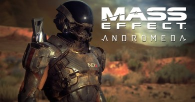 E3 2016 Mass Effect Andromeda Trailer