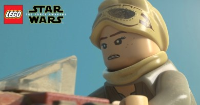 Lego Star Wars The Force Awakens All Collectibles