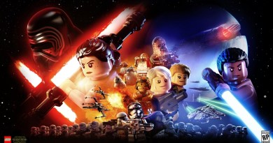 Lego Star Wars The Force Awakens Walkthrough