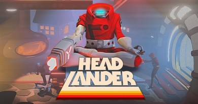 Headlander Walkthrough
