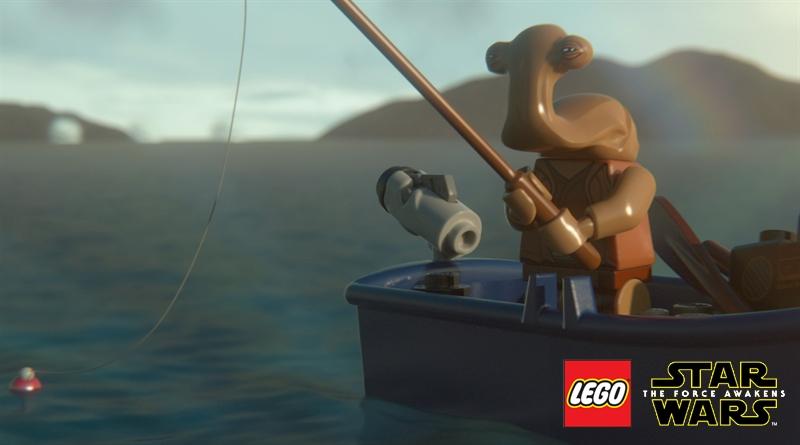 Lego Star Wars The Force Awakens Starkiller Base Carbonite