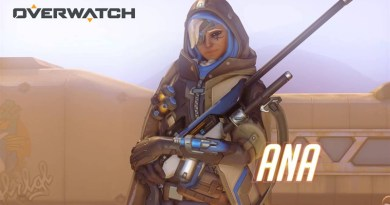 Overwatch Ana Amari Abilities