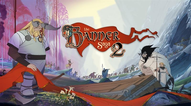 Top 10 Video Games Coming in July - Banner Saga 2