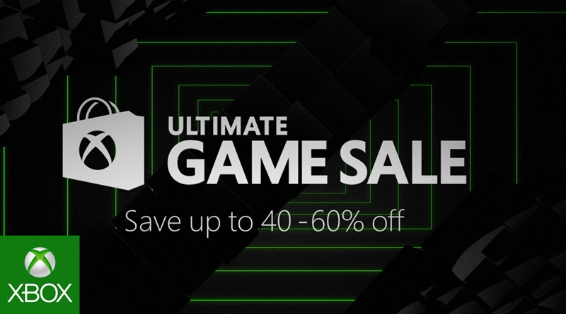 Xbox Summer Sale - The Ultimate Game Sale