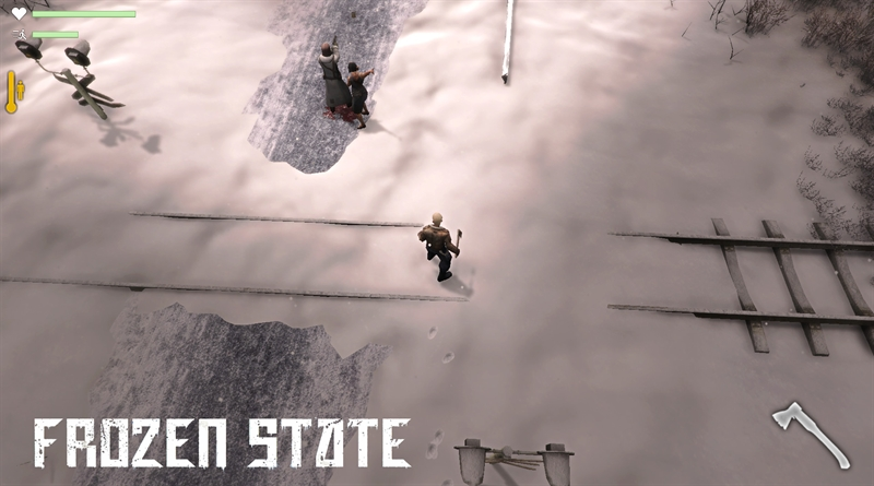 Frozen State Walkthrough