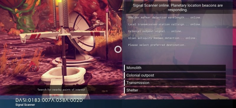 How to Find Spaceships - Signal Scanner