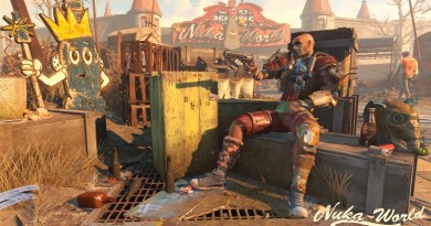 How to Start Fallout 4 Nuka-World DLC