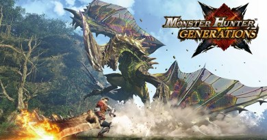 Monster Hunter Generations Character Creation Guide