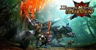 Monster Hunter Generations Walkthrough