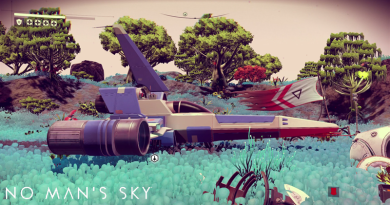 No Man's Sky Redeeming Alpha Vector Ship
