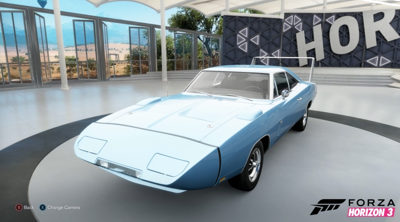 4th Barn Find Location in Forza Horizon 3 - 69 Dodge Charger Daytona
