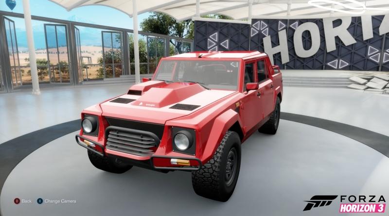 5th Barn Find Location in Forza Horizon 3 - Lamborghini LM002