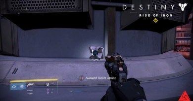 Dead Ghost Locations in Destiny Rise of Iron