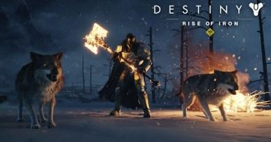 Destiny Rise of Iron Walkthrough