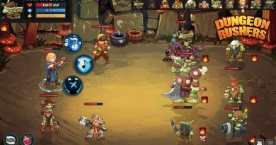 Dungeon Rushers Walkthrough
