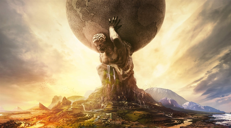 Top 10 Best Games of October 2016 - Civilization VI
