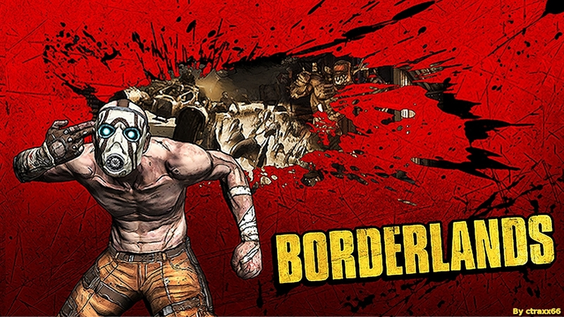 Best Low End PC Games - Borderlands