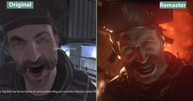 CoD Modern Warfare Original Vs Remaster Graphics Comparison