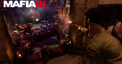 Collecting Money From Rackets in Mafia 3