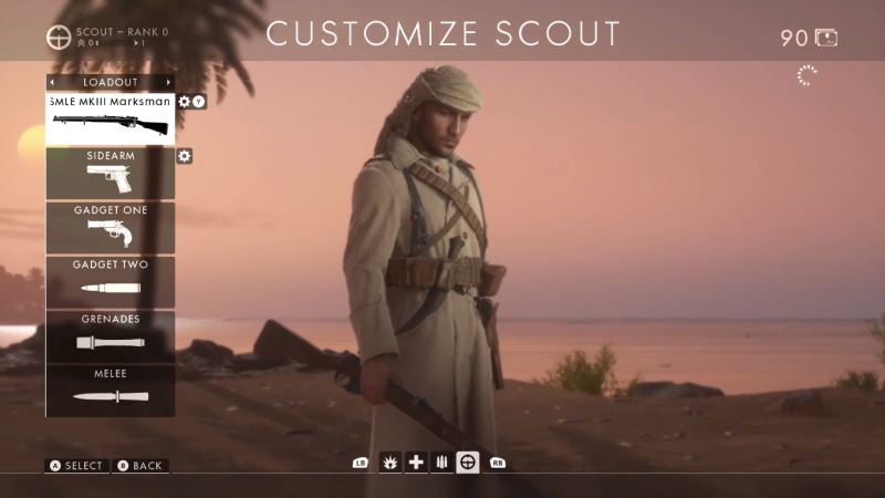 How to Customize Loadouts in Battlefield 1