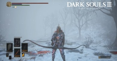 How to Get Millwood Greatbow in Dark Souls 3 Ashes of Ariandel
