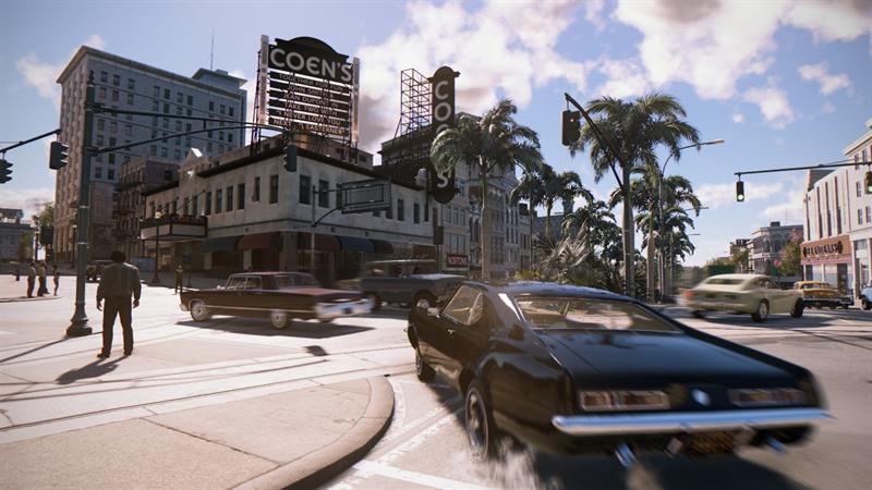 Mafia 3 Review - Driving