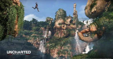 Uncharted The Lost Legacy Trophies