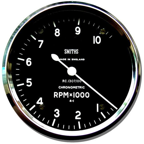 Smiths Rev Counter Motorbike Computer Mouse Mat Motorcycle