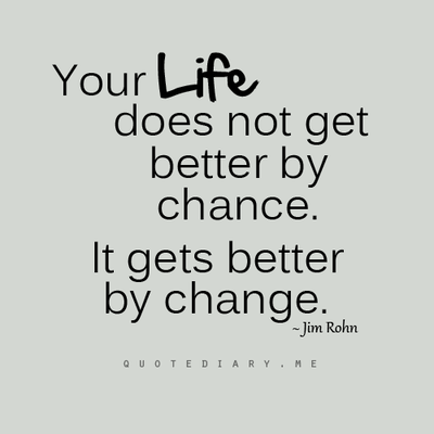 Life Changing Quotes About Life. QuotesGram