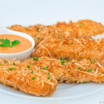 Coconut Chicken Tenders Recipe funloveandcooking