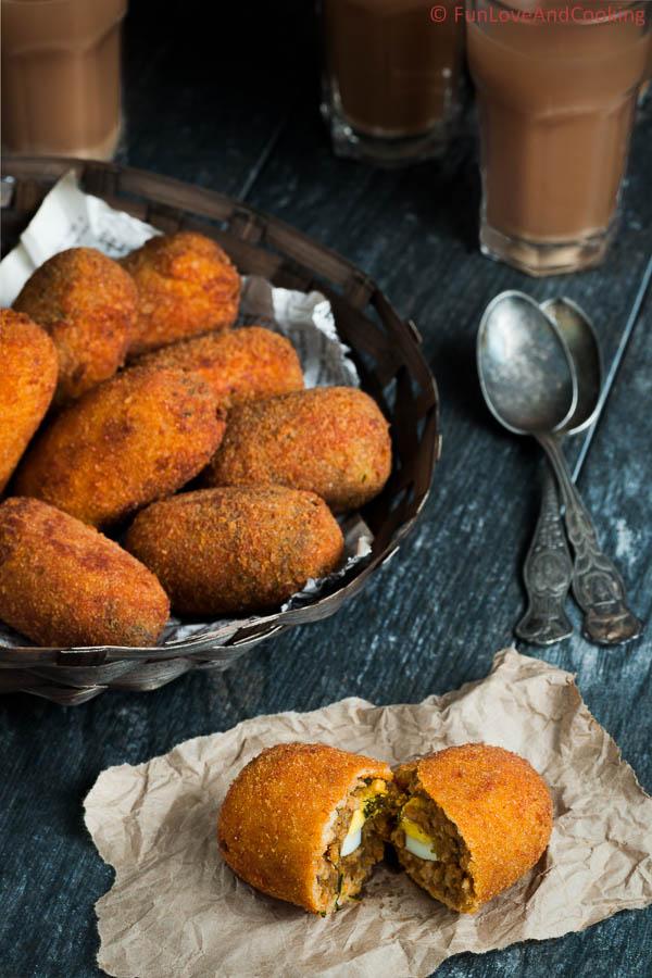 Chicken Chop Recipe funloveandcooking.com